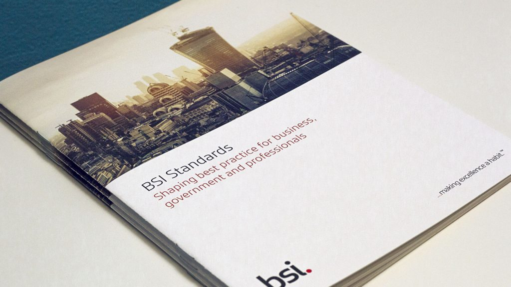 BSI Standards Booklet